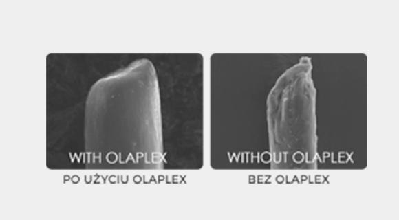 Zabieg rekonstruujący włosy OLAPLEX
